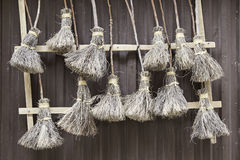 Witches brooms Stock Photography