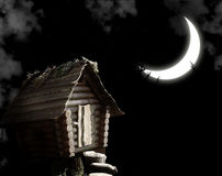 Witches hut Royalty Free Stock Photo