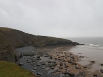 Witches point Wales Royalty Free Stock Image