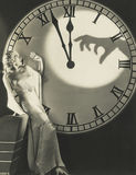 Witching godzina zdjęcia stock