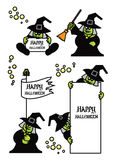 Witchsigns del Gg libre illustration