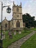 Witcombe教会 库存图片