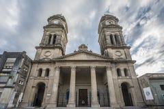 Świętego Joseph katedra w Gualeguaychu, Argentyna Zdjęcie Royalty Free
