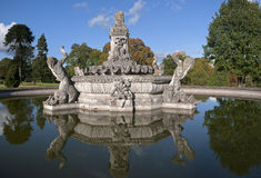 Witley Court. Country House Worcestershire Midlands England Stock Photos