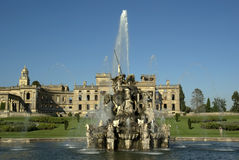 Witley Court. Country House Worcestershire Midlands England Royalty Free Stock Images