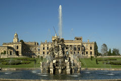 Witley Court. Country House Worcestershire Midlands England Royalty Free Stock Photography