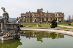 WITLEY COURT, GREAT WITLEY/WORCESTERSHIRE - APRIL 10 : Witley Co Royalty Free Stock Photography