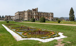 WITLEY COURT, GREAT WITLEY/WORCESTERSHIRE - APRIL 10 : Witley Co Royalty Free Stock Photo