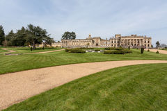 WITLEY COURT, GREAT WITLEY/WORCESTERSHIRE - APRIL 10 : Witley Co Royalty Free Stock Image