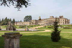 WITLEY COURT, GREAT WITLEY/WORCESTERSHIRE - APRIL 10 : Witley Co Stock Photos