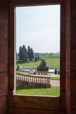 WITLEY COURT, GREAT WITLEY/WORCESTERSHIRE - APRIL 10 : Witley Co Stock Photography
