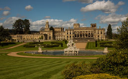 Witley Court in Worcestershire Stock Photography