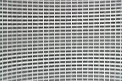 Witmetaal op gaten naadloos patroon royalty-vrije stock fotografie