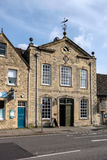 WITNEY, OXFORDSHIRE/UK - 23 DE MARÇO: Cobertura Salão de Witney em Witne Foto de Stock Royalty Free