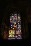 Witrażu okno Obraz Stock