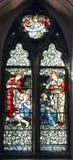 Witrażu okno, Zdjęcie Royalty Free