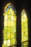 Witraż Windows Zdjęcie Royalty Free