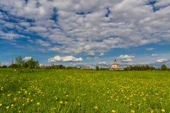 Witrussisch land Stock Foto