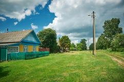 Witrussisch Land stock afbeelding