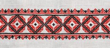 Witrussisch nationaal ornament. Royalty-vrije Stock Foto