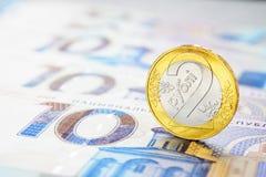 Witrussisch nieuw geld royalty-vrije stock fotografie
