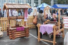 Witrussische tradities Royalty-vrije Stock Afbeeldingen