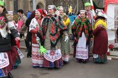 Witrussische tradities Royalty-vrije Stock Afbeelding