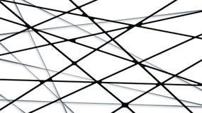 Witte Abstracte 3D Document achtergrond Vectorontwerplay-out voor bannerspresentaties, vliegers, affiches en uitnodigingen vector illustratie