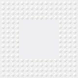 Witte abstracte vector als achtergrond Royalty-vrije Stock Foto's