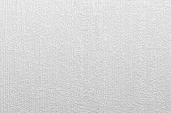 Witte achtergrond met ruwe oppervlakten. Stock Foto