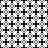 Witte Achtergrond van Semless de Zwarte dezine Driehoeken, samenvatting stock afbeeldingen