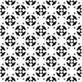 Witte Achtergrond van Semless de Zwarte dezine Driehoeken, samenvatting royalty-vrije stock foto's