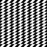 Witte Achtergrond van Semless de Zwarte dezine Driehoeken, samenvatting stock foto