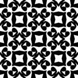 Witte Achtergrond van Semless de Zwarte dezine Driehoeken, samenvatting royalty-vrije stock afbeeldingen