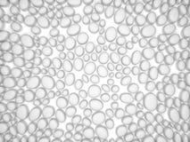 Witte achtergrondtextuuroppervlakte stock illustratie