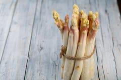 Witte asperge stock afbeeldingen