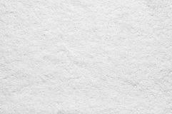 Witte badstoftextuur royalty-vrije stock foto