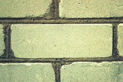 Witte baksteen Royalty-vrije Stock Foto's