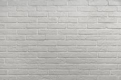 Witte bakstenen muur royalty-vrije stock fotografie
