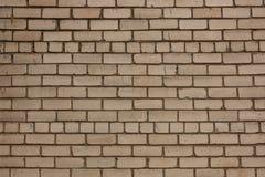 Witte bakstenen muurachtergrond Royalty-vrije Stock Fotografie