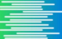 Witte bars op groenachtig blauwe achtergrond - Digitaal abstract eenvoudig behang vector illustratie