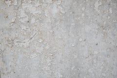 Witte barst geschilderde muur stock fotografie