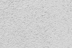 Witte Beton-Muurtextuur Als achtergrond royalty-vrije stock afbeelding