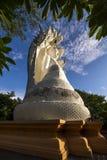 Witte Bhuddha royalty-vrije stock foto