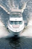 Witte boot Royalty-vrije Stock Foto