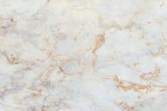 Witte bruine marmeren textuur Stock Foto
