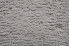 Witte concrete texturized muur Stock Fotografie
