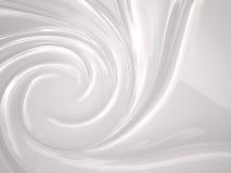 Witte 3D room, Stock Fotografie
