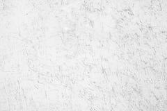 Witte de textuurachtergrond van de grunge concrete muur, Cementtextuur Stock Fotografie