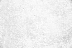 Witte de textuurachtergrond van de grunge concrete muur, Cementtextuur Royalty-vrije Stock Afbeeldingen